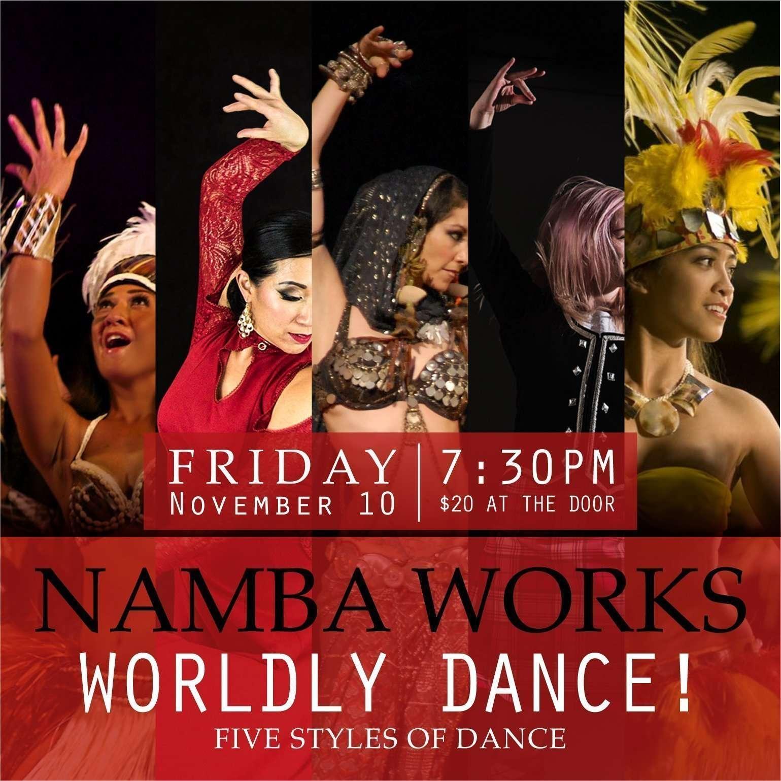 Worldly Dances